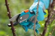 Kovadlinkové zahradní nůžky Comfort