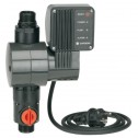 Elektronický tlakový spínač s pojistkou chodu nasucho
