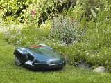 Automower na zahradě